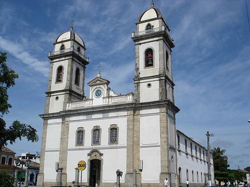 Basílica do Senhor Bom Jesus de Iguape