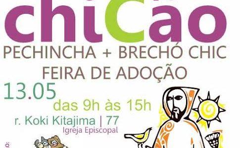 GPA convida para o bazar do Chicão no dia 13de maio na Episcopal de Registro