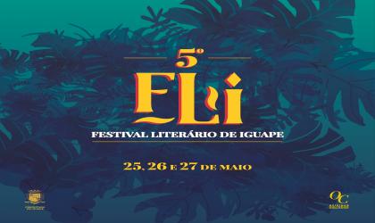 5º FLI – Festival Literário de Iguape