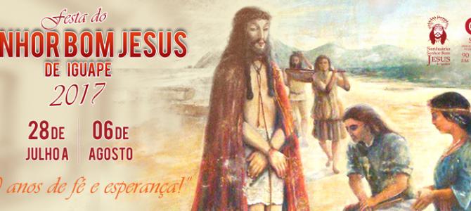 PROGRAMAÇÃO – Festa do Senhor Bom Jesus de Iguape – 2017