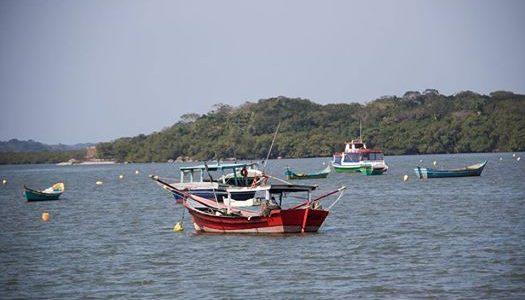 Catamarã com reservas abertas para passeios ao Marujá,Ponta Norte, Guaraqueçaba (PR) Boqueirão Sul