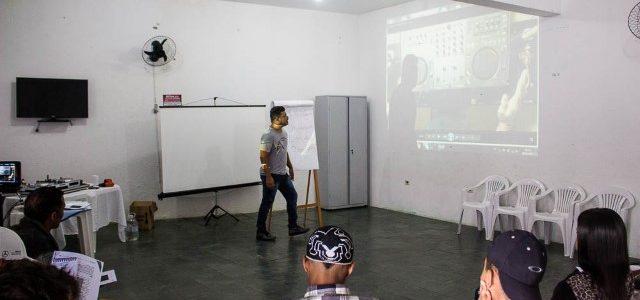 Jovens do CRAS participam de Oficina de DJ