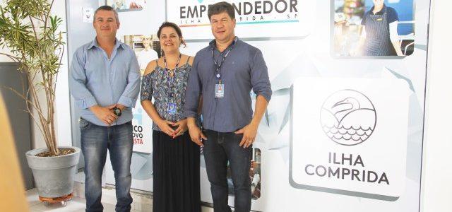 Ilha Comprida inaugurou segunda 18/12 a Sala do Empreendedor no Boqueirão