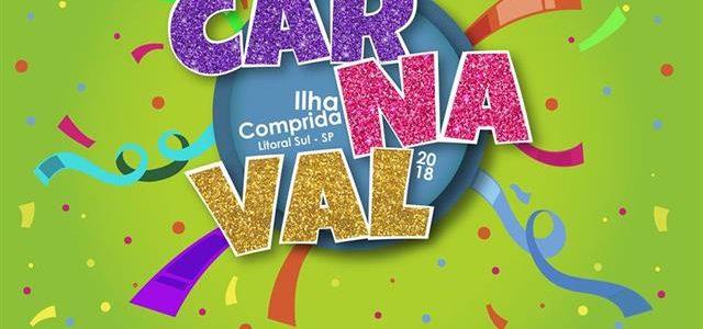 Programação Carnaval 2018 – Ilha Comprida